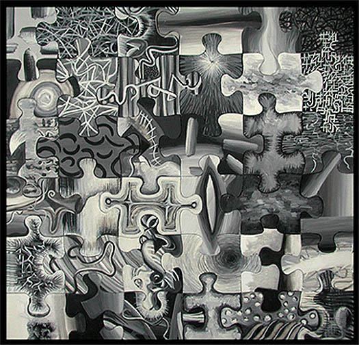 Black And White Photo Jigsaw Puzzles